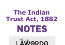 Criminal Procedure Code - CrPC Notes - LawOrdo