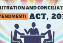 https://www.lawordo.com/ Arbitration and Conciliation Act